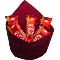 5 Kitkat chocolates