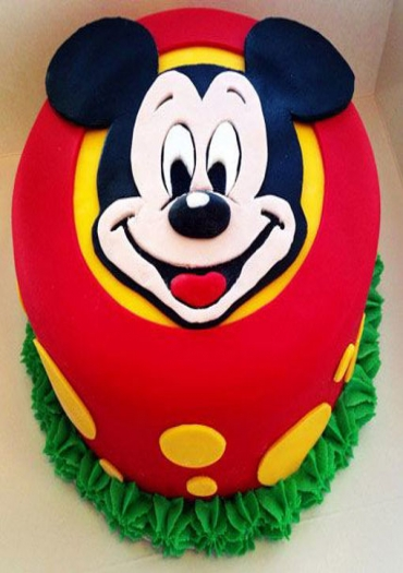 All Cartoon Cakes